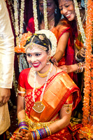 Ashtalaxmi and Navin Wedding 2014